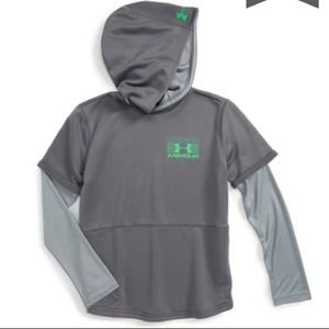🆕 Under Armour Trained to Game Cold Gear Sz M